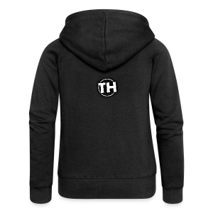 Men's TankTop - TooHard Logo 5 - Women's Premium Hooded Jacket