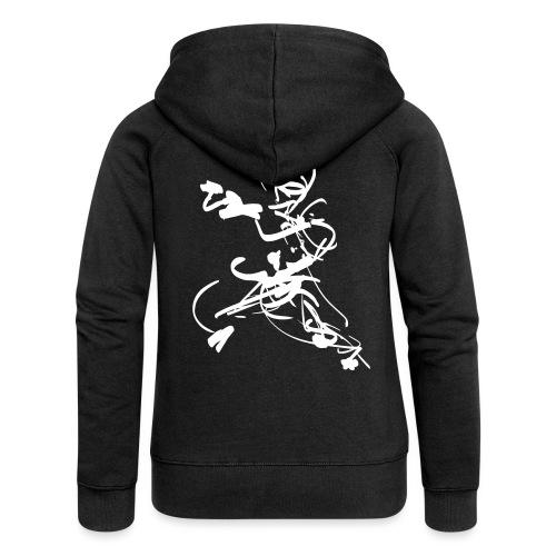 mantis style - Women's Premium Hooded Jacket