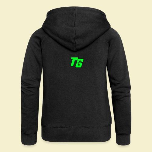 TristanGames logo merchandise - Vrouwenjack met capuchon Premium