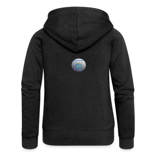tcs logo - Women's Premium Hooded Jacket