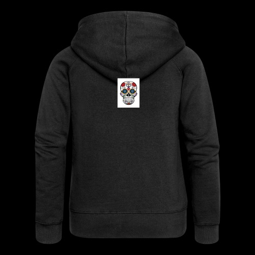 Day Of The Dead - Women's Premium Hooded Jacket