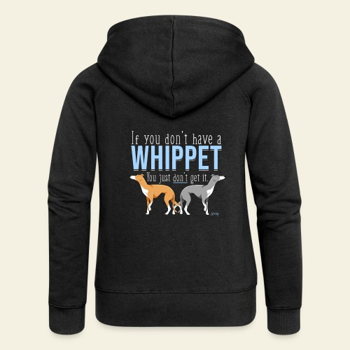 Whippet Get it III - Naisten Girlie svetaritakki premium