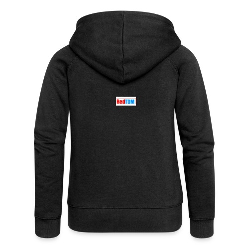 RedRed TDMBlue - Women's Premium Hooded Jacket