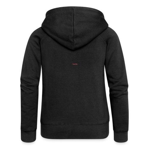 DaneColliver t-shirt (BLACK) - Women's Premium Hooded Jacket