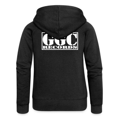 GGC-Records Label-Stempel - Frauen Premium Kapuzenjacke