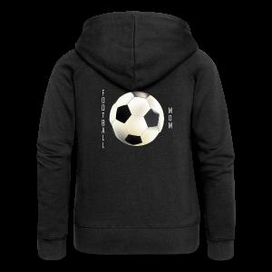 Football Mamma Collection - Premium hettejakke for kvinner