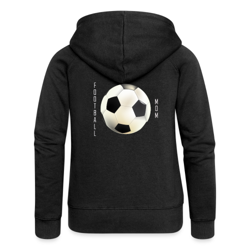 Football Mamma Collection - Premium hettejakke for kvinner