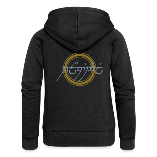 Tolkiendil Cercle 2 - Veste à capuche Premium Femme