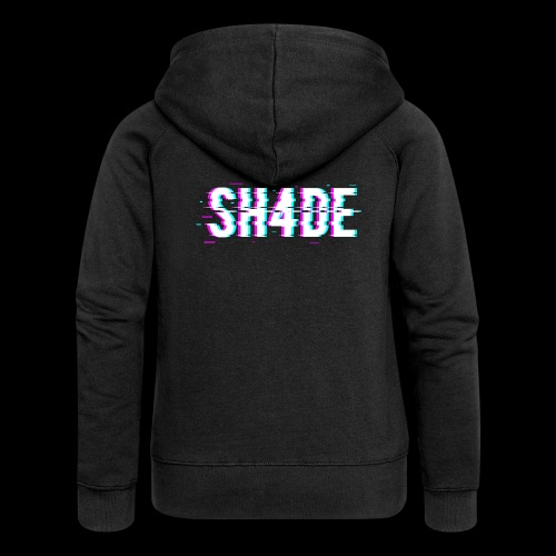 SH4DE. - Women's Premium Hooded Jacket