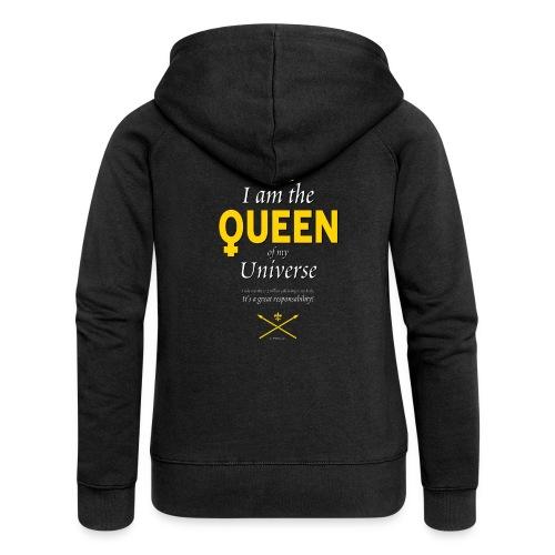 Royal Queen T-shirt - PAN Design - Drottning - Premium luvjacka dam