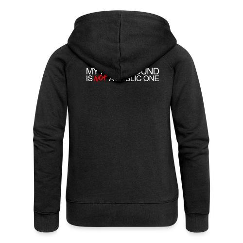 PLAYGROUND - Women's Premium Hooded Jacket
