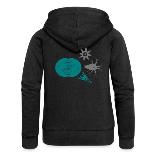 MorphoEvoDevo Special - Women's Premium Hooded Jacket