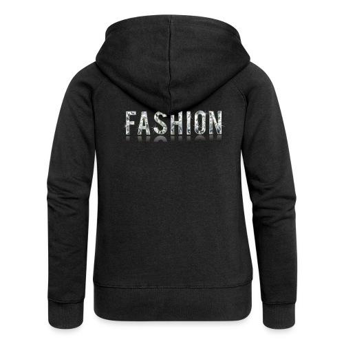 Fun Fashion - Veste à capuche Premium Femme