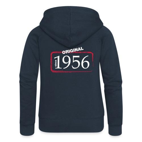 1956 - Frauen Premium Kapuzenjacke