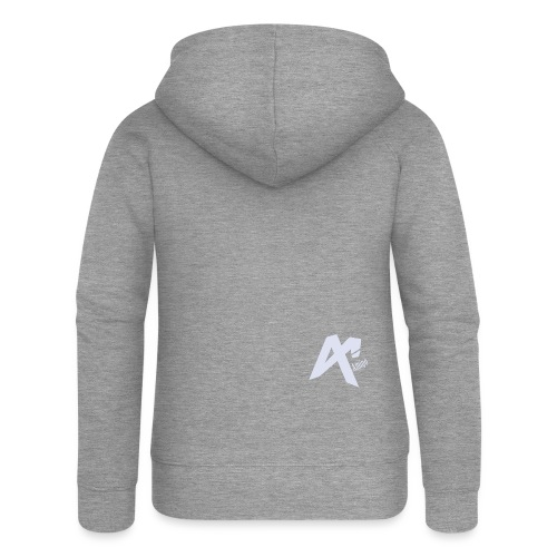 Logo Amigo - Women's Premium Hooded Jacket