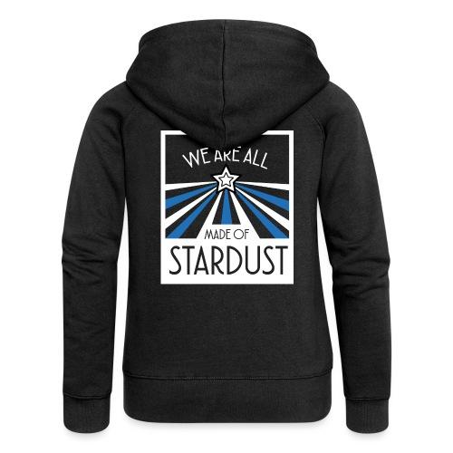 Star Dust - Veste à capuche Premium Femme