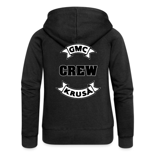 GMC CREWSHIRT - KUN FOR / CREW MEMBERS ONLY - Dame Premium hættejakke