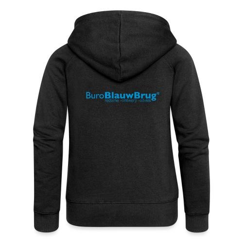 bbb_logo2015 - Women's Premium Hooded Jacket