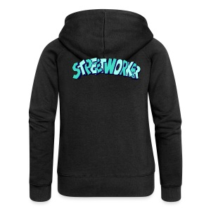 Streetworker Kids One - Frauen Premium Kapuzenjacke