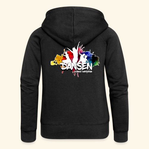 Dansen ColorSplash - Premium luvjacka dam