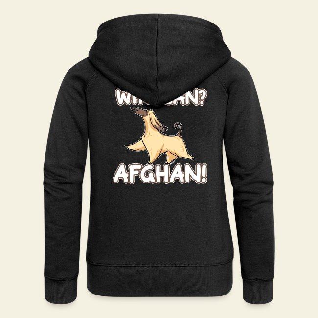 Who Can Afghan II