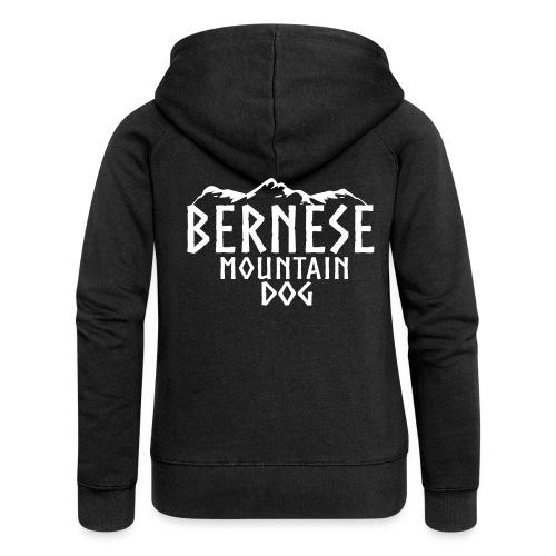 Bernese Mountain Dog 2 - Naisten Girlie svetaritakki premium