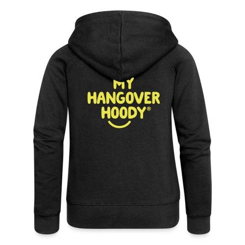 The Original My Hangover Hoody® - Women's Premium Hooded Jacket