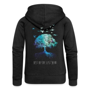 Unisex Hoodie Next Nature - Women's Premium Hooded Jacket