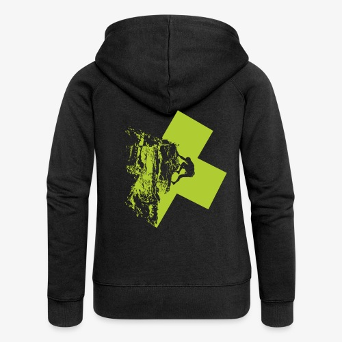 Escalando - Women's Premium Hooded Jacket