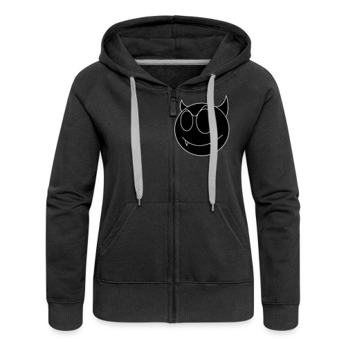 Misantrof devil - Women's Premium Hooded Jacket