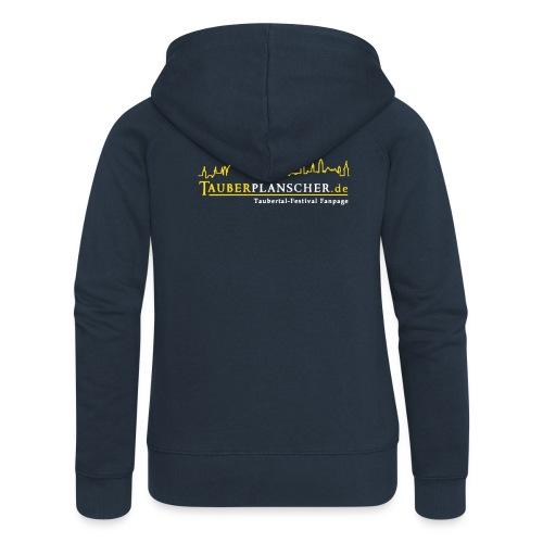 tauberplanscher logo 2c 265x105 - Frauen Premium Kapuzenjacke