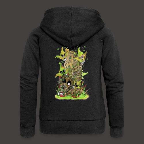 Ivy Death - Veste à capuche Premium Femme