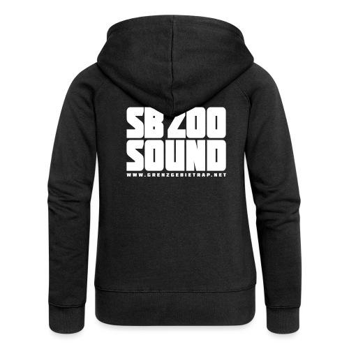 SB ZOO Blockbuster - Frauen Premium Kapuzenjacke