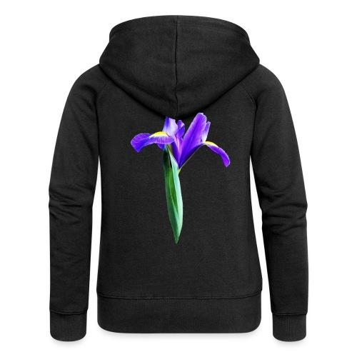 TIAN GREEN Garten - Iris 2020 02 - Frauen Premium Kapuzenjacke