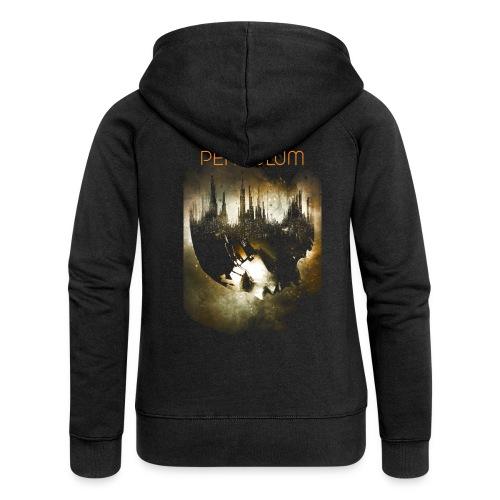 Pendulum Cover - Women's Premium Hooded Jacket