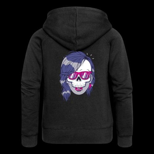 MRK3 - Women's Premium Hooded Jacket