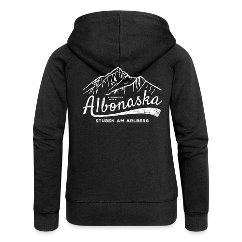 Albonaska - Women's Premium Hooded Jacket