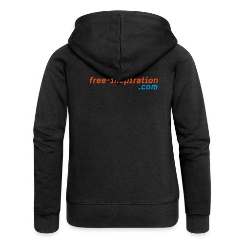free inspiration com - Frauen Premium Kapuzenjacke