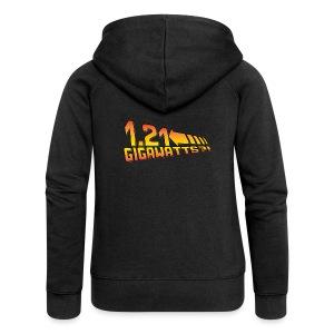 1.21 Gigawatts - Frauen Premium Kapuzenjacke
