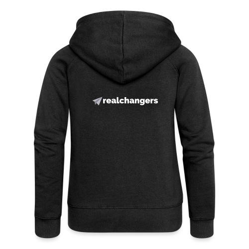 realchangers - Women's Premium Hooded Jacket