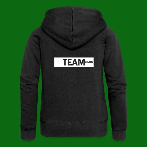 Team Glog - Women's Premium Hooded Jacket