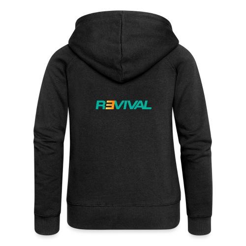 revival - Women's Premium Hooded Jacket
