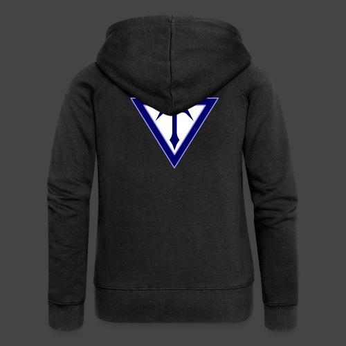 T-Eagle Records - Logo - Frauen Premium Kapuzenjacke