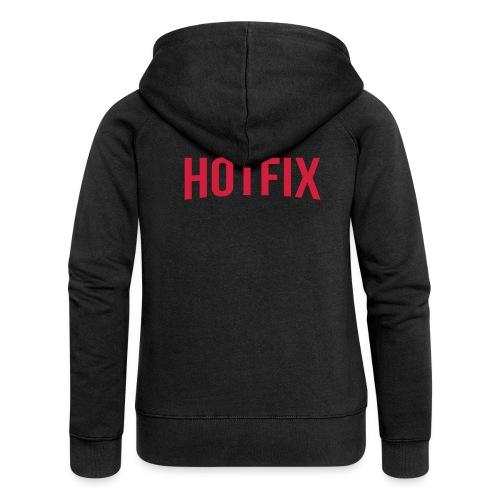 Hotfix - Veste à capuche Premium Femme