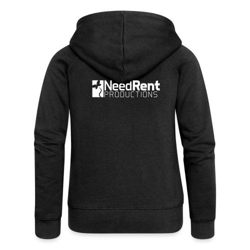 NeedRent Produktions - Dame Premium hættejakke