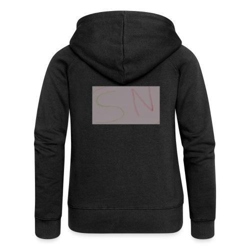 SASNINJA's merch - Women's Premium Hooded Jacket
