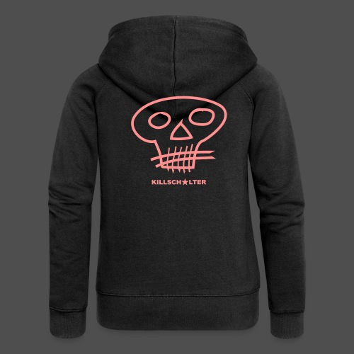 scull - Women's Premium Hooded Jacket