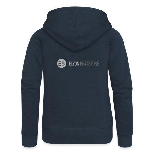 ElyonBeatstore Logo - Vrouwenjack met capuchon Premium