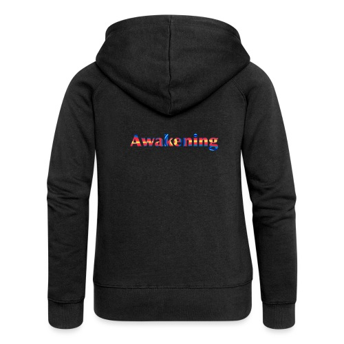 Awakening - Women's Premium Hooded Jacket