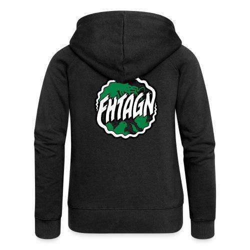 FHTAGN - Frauen Premium Kapuzenjacke
